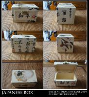Japanese box by selene713