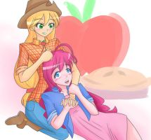 Apple Pie (S4E9 Picture of the week 1 of 2) by JonFawkes