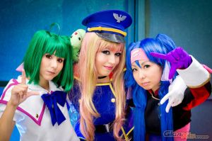 A Perfect Day : Macross Frontier by plu-moon