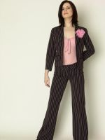 Pink Pinstripe Stock 2 by kristyvictoria