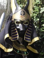 The mask of anubis by Sartras-Kiasyd