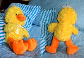 Toy Duck 2 by Elsapret