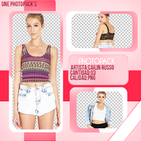 PhotoPack png de Cailin Russo by JuanPayne1