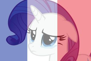 Pray For France Rarity by Michaelsety