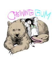 Chewing Gum by Herr-R