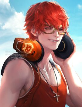 707 summer casual by sakimichan