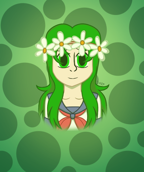 Green Daughter by PsychedelicMemes