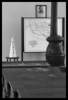 Glimpse of Classroom History by TeaPhotography