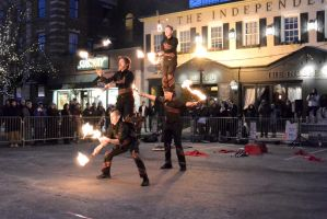 Fire and Ice Festival, Four Men and A Hot Act15 by Miss-Tbones