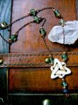Celtic Triquetra Necklace by EireCrescent