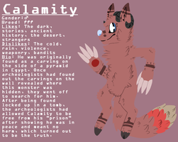 .: Calamity :. by napprs