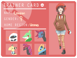 Pokemon Trainer London by Dollylonn