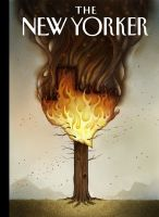 New Yorker Cover assignment by AlexKonstad