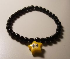 SupEr MarIO STAr BRAceleT by jnsun