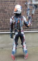 Dead Space 2 Cosplay 4 by Galactic-Reptile