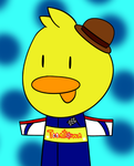 Nintenduck Request by MadKittyGirl