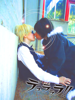 Shizaya: So kiss me by Smexy-Boy
