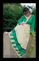 Cosplay Photography: Toph by xTwisTx
