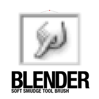 Blender brush by doodle-lee-doo