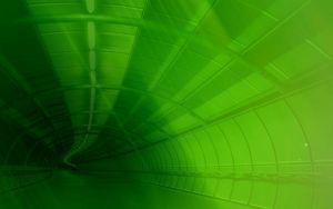 Green Tunnel by Chico47
