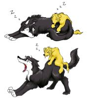 FMA Dogs 1 by TheSilverDagger