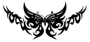 First tattoo design by -breezy-