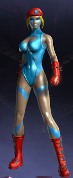 Cammy (DC Universe Online) by Macgyver75