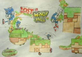 ''Lost'' in Windy Hill Part 1 by TheJege12