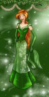 Debutants: Green by trishna87