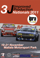 IPRA Nationals Poster 1 by takai