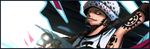 Trafalgar Law Tag by PortgasGFX