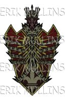 Evil Knight Emblem by teamzoth
