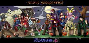 Happy Ryak-Loween by taresh