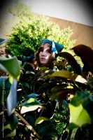 Link - Chopping Down the Bushes by EmeraldCoastCosplay