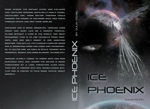 Ice Phoenix full cover by Silinde-Ar-Feiniel