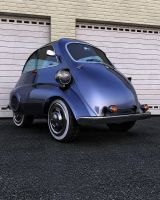 bmw isetta by hesamsaken