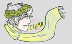 Clear- Now With More Flower Crown by pondkid