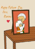 Honor Thy Father by AskRamona