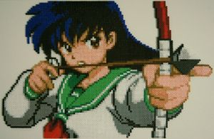 Large Kagome Bead Sprite by Nicolel12