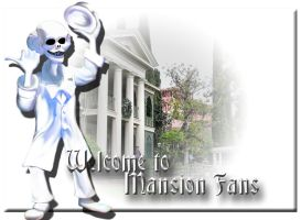 CSS Banner Header MansionFans by WDWParksGal