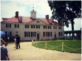 George Washington's home by SeiMissTake