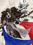 The French Lady Assassin - Assassin's Creed Unity by sarya-atelier