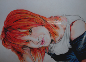 Hayley Williams by Xanachan90