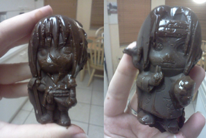 Sasuke and Itachi : Chocolate by LightsChips