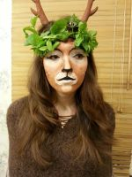 Fawn makeup by CloudHare