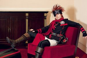 Lavi Bookman 1 by AthelCosplay