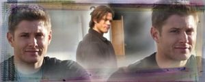 Jensen and Jared by shirleypaz