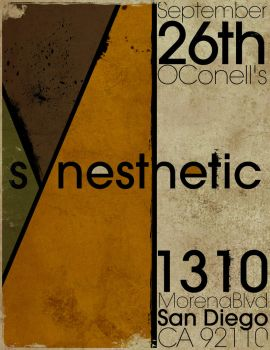 Syneshetic O'Connell's 2 by rogaziano