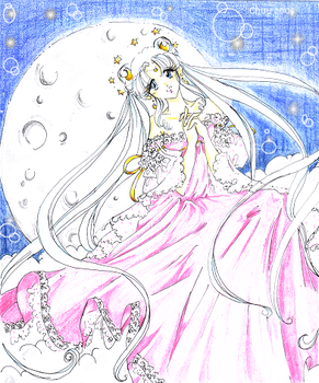 Girl in the Moon by chuu