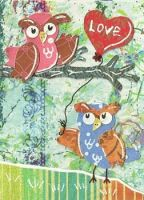13-161 Hoot's Love II by Artistically-DE